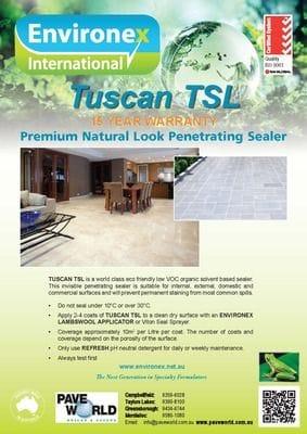 Environex Tuscan TSL Brochure