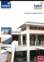 Hebel PowerBlock Brochure | Pave World Melbourne