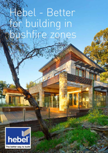 Hebel Bushfire Brochure | Pave World Melbourne