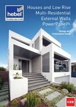 Hebel PowerPanelXL Brochure | Pave World Melbourne
