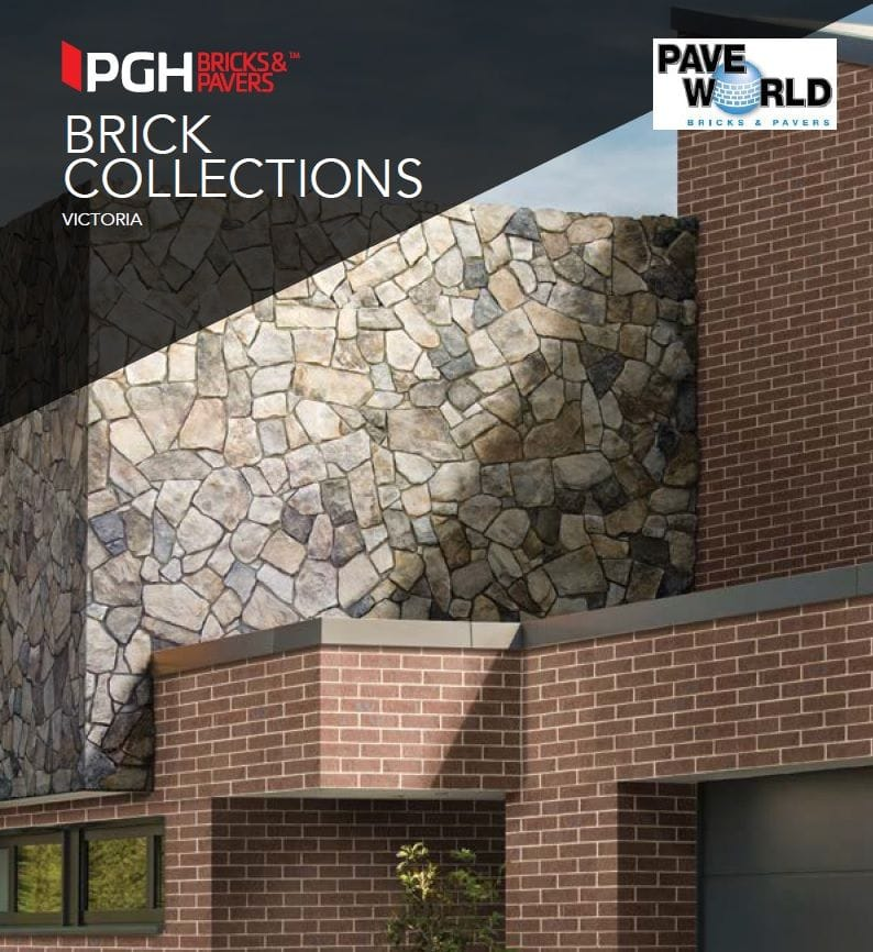 PGH Bricks & Pavers Brick Collections