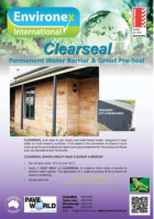 Clearseal