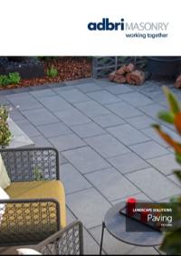 Adbri Masonry - Landscape Solutions PAVING