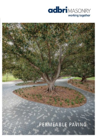 Permeable paving in Melbourne