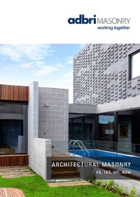 Architectural masonry in Melbourne