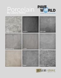 Luxury Stone Porcelain Range