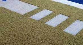 Synthetic grass | Stack stone Melbourne | Pave World