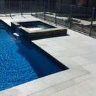 Grey Granite Pool