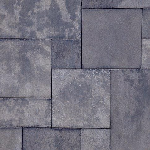 Black Limestone French Pattern