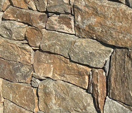 Trentham Random Stone Cladding