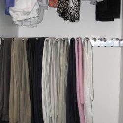 slide out trouser rack