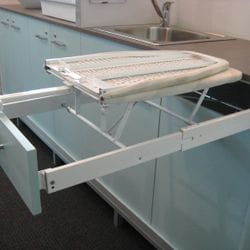 Hafele ironing board drawer