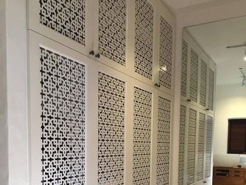 Hinged Doors Gallery | Designer Wardrobes Gold Coast