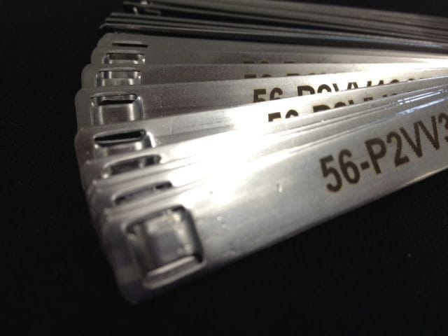 Medallion Engraving Services metal tags
