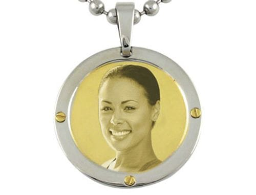 Main Image Contemporary Round Pendant