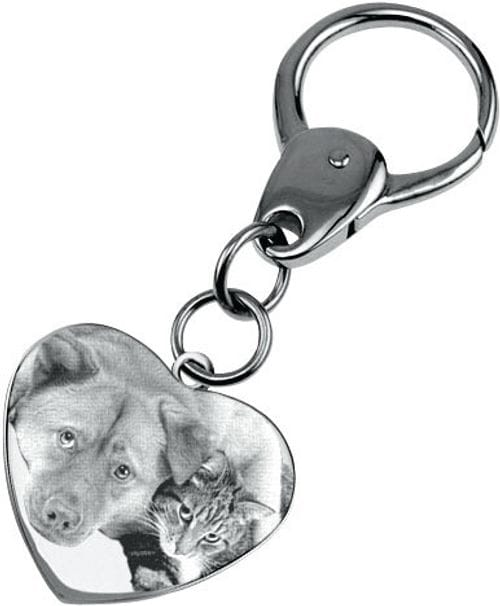 Related Image Keyring Heart