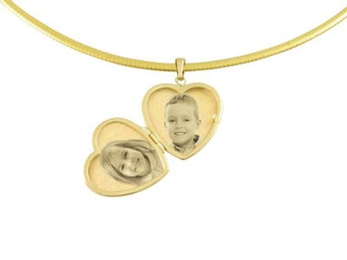 Related Image Locket Heart 9ct Yellow Gold
