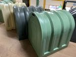 Large Poly Pump Cover