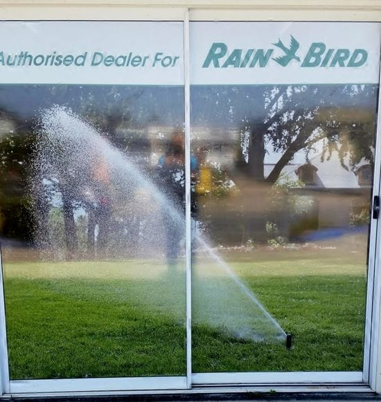 Are your gardens ready for summer? Why not install a Rain Bird Irrigation System?