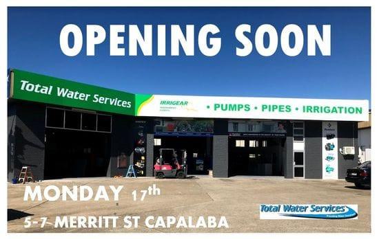 Opening Monday!