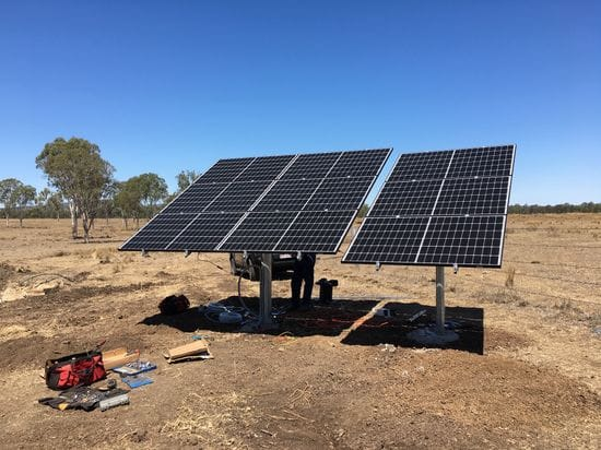 Solar Panel Instalment