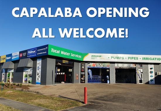 Capalaba Opening