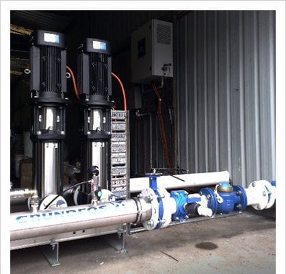 Commercial and domestic pumps in Brisbane| Total Water Services