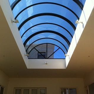 Astral Systems - Retractable Roofs, Glass Roofs, Conservator