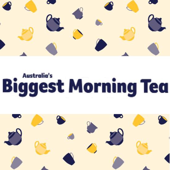 Hipac and the Australia's Biggest Morning Tea