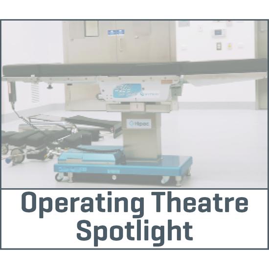 Operating Theatre Spotlight
