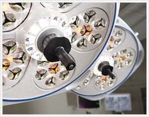 Aurora IV Surgical Lighting