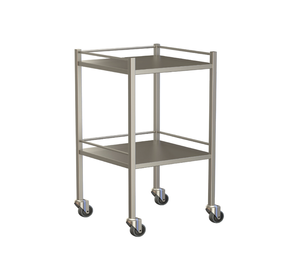 Stainless Steel Trolleys and Carts