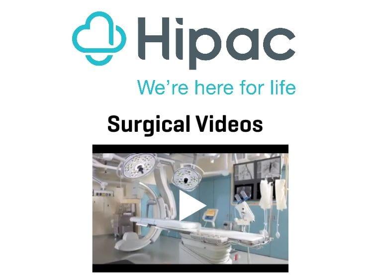 Hipac Surgical Videos