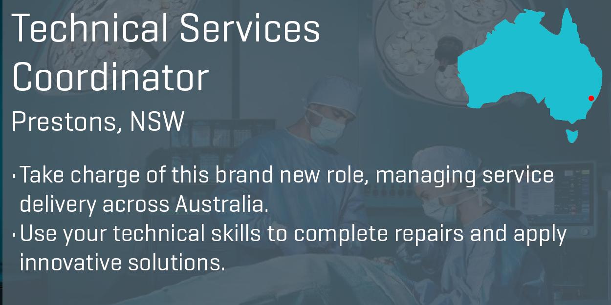 Technical Service Coordinator