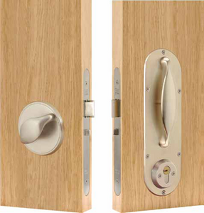 PR-1-66 Latch-Lock (Key/Turn) Lockset