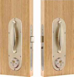 PR-LL-86 Latch-Lock (Key/Key) Lockset