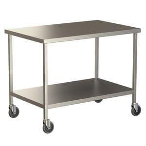 Preparation Table 1200x760x900
