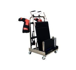 Lithotomy Storage Cart