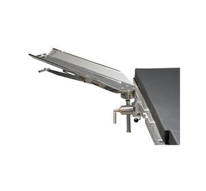Elevating Rotational Armboard with Lock Lever Clamp