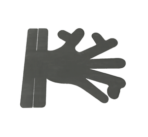 Malleable Lead Hands