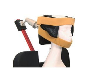Disposable Head and Chin Strap