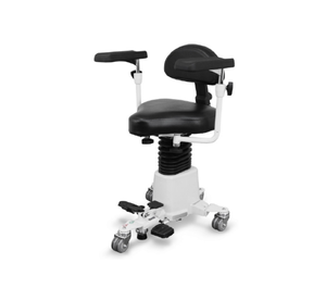 Hydraulic Surgeon Stool Foot Activated