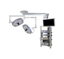 Stellar XL Boom Variable Focus LED Surgical Light