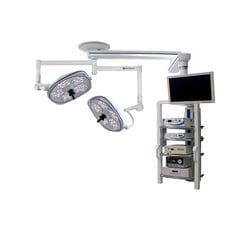 Stellar XL Boom Variable Focus LED Surgical Light