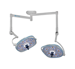 Dual, Variable-Focus 24 Inch LED Surgical Lighting Fixture