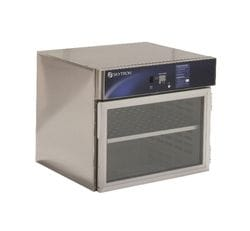 Warming Cabinet, 1 compartment, countertop or under-counter, glass door, size 762mm (W) x 622mm (H) x 673mm (D)