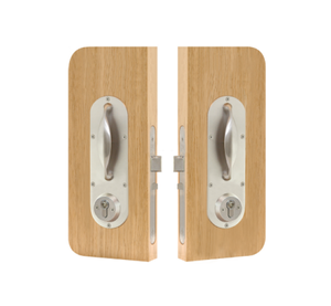 PR-1-86 Latch-Lock (Key/Key) Lockset