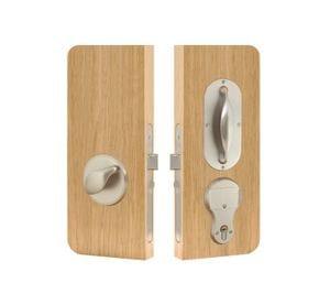 PR-3S-66 Latch-Lock (Key/Turn) Lockset
