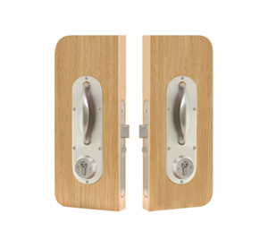 PR-LL-86 Latch-Lock (Key/Key) Lockset