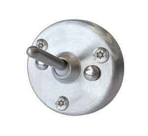 Anti-Ligature Stainless Steel Coat Hook